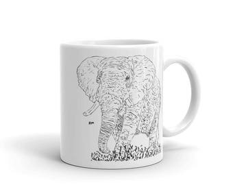 Mighty Elephant Mug