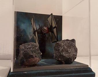 Star Wars Diorama / Scene / Handmade  / Diy / Craft
