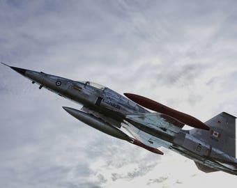 CF-5 Jet Aircraft 4