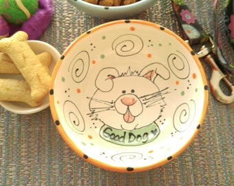 Personalized Dog Bowl, Name Dog Bowl, Dog Dish, Pet Food Bowl, Dog Water Dish, Pet Water Bowl, Pet Lover, Pet Gift, Puppy, Gifts Under 25