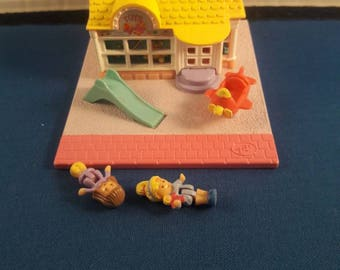 Pollly Pocket Toy Shop