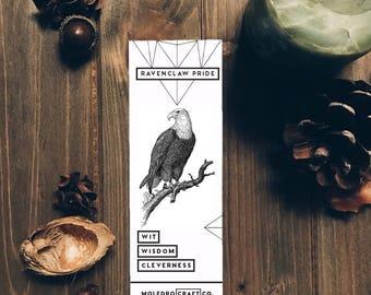 Ravenclaw bookmark