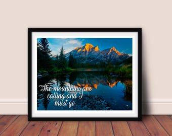Art Print - Nature wall art