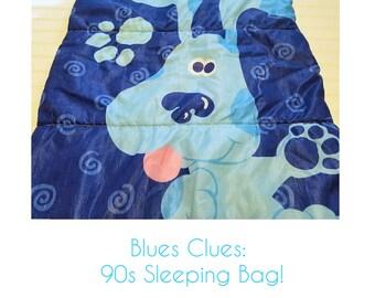 Blues Clues Sleeping Bag