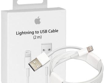 iphone Original Lighting To USB Cable (2m)
