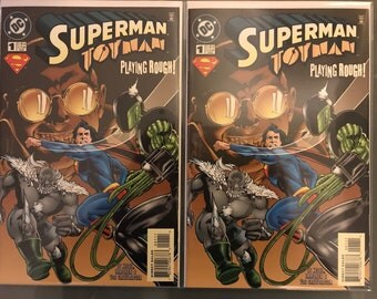 Superman / Toyman #1 (1996) - NM - DC Comics