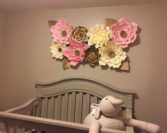 Cardstock Flowers