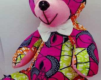 The bear pink