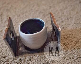 Ceramic Bowl sculpture