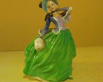 "Royal Doulton retired figurine ""Autumn Breeze"""