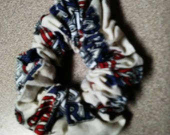 Hair Scrunchie - God Bless The USA