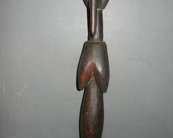 Doll Biiga Art Mossi tribal African Burkina Faso
