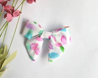 Water Colors Bow