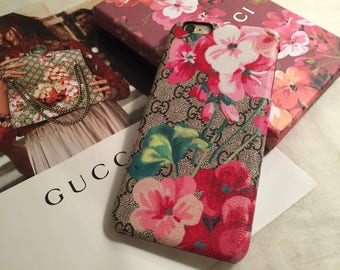 Gucci cell phone case for iPhone ( Designer brand Inspired design IPhone case - 6 Plus )