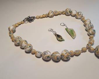 Classic and novel handmade jewelry