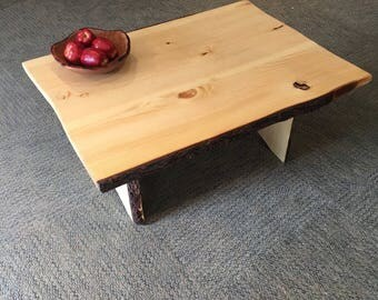 Live Edge Pine Table