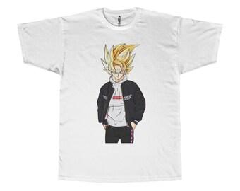 Goku Dragon Ball Supreme Super Saiyan Shirt