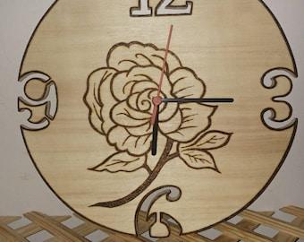 handmade clock