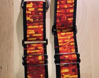 Adjustable Martingale collars
