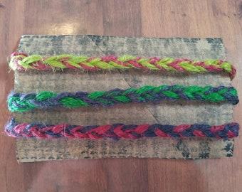 Wemons friendship bracelets!!