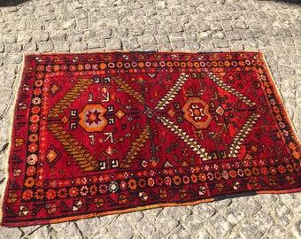 Vintage Old Carpet