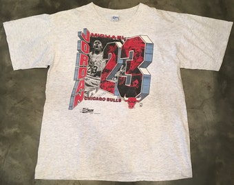 Vintage 90s Michael Jordan Chicago Bulls Tee