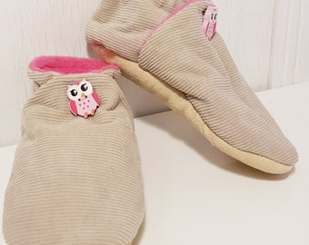 Comfortable kids slippers