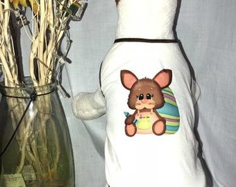 Brown bunny tank