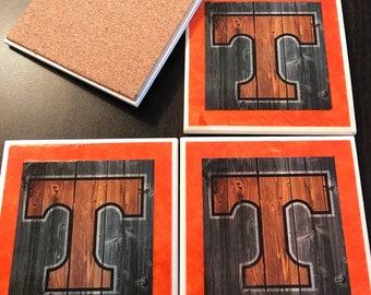 TN Coasters - set of four