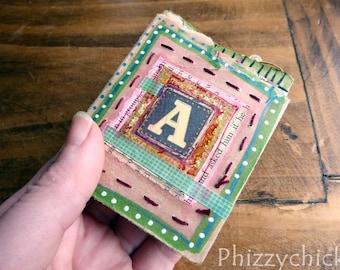 A - Alphabet Series
