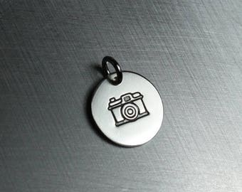 ON SALE TODAY Camera Pendant
