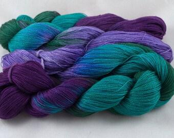 IRIS Handpainted 8/2 Tencel Yarn