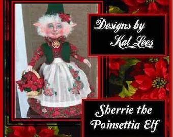 Christmas dolls, holiday dolls, seasonal dolls, christmas elves