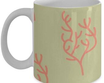 Wispy Branches Mug