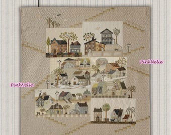 YOKO SAITO Mystery Quilt 2012' -  Quilt Projects