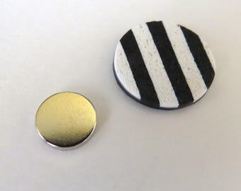 Needle Minder Replacement Magnet and Clay Back