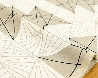 Japanese Fabric Kokka Tayutou - multifaceted - A - 50cm