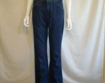 Closing shop SALE 40% off Wrangler Jeans W 30 Waist, 80s 90s High Waisted Blue Denim Vintage Wrangler Wrangler's Mom Jeans