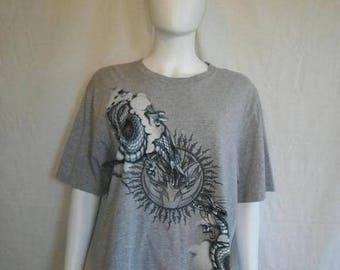 Closing Shop 40%off SALE Tattoo dragon tribal tattoo t shirt