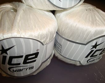 Ice Yarn Lase Poly / Destash /