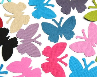 Pot Pourri -  Butterfly Textured Card Stock Die Cuts