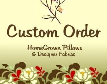 Custom Listing for Ana