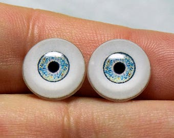 NEW COLOR! Doll eyes 12mm AD2 color Daybreak