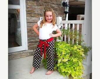 SALE Easy Kids Pants Pattern nb - 10 girls boys Instant