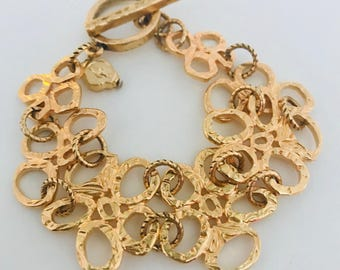 Soul Sisters Gold Bracelet