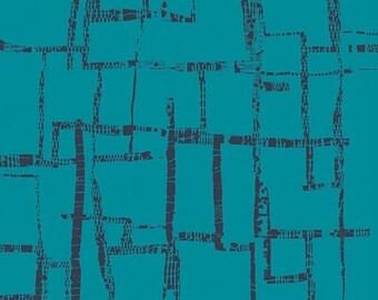 20%OFF Art Gallery Fabrics - Imprint Maze Blues