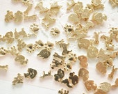 4-5g Resin inclusions / inserts / supplies  (2-7mm) Dog / Bone AA047