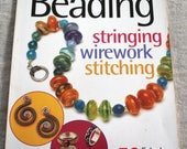 Get Started Beading Paperback Beading and Jewelry Book 52 Projects, Jewelry Making Book, How to Make Jewelry Book