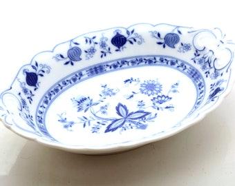 Rare Porcelain Tirschenreuth Bavaria Bread Basket