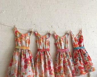 Tea dress { j red }